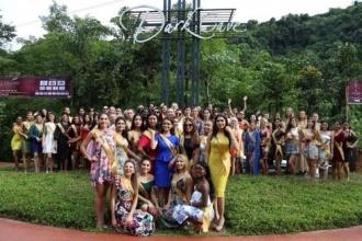 Di sản Thế giới  Vườn quốc Gia Phong Nha – Kẻ Bàng điểm đến của cuộc thi Hoa hậu Hoà bình Thế giới 2017